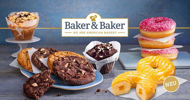 Starke Markenkompetenz für American Bakery!